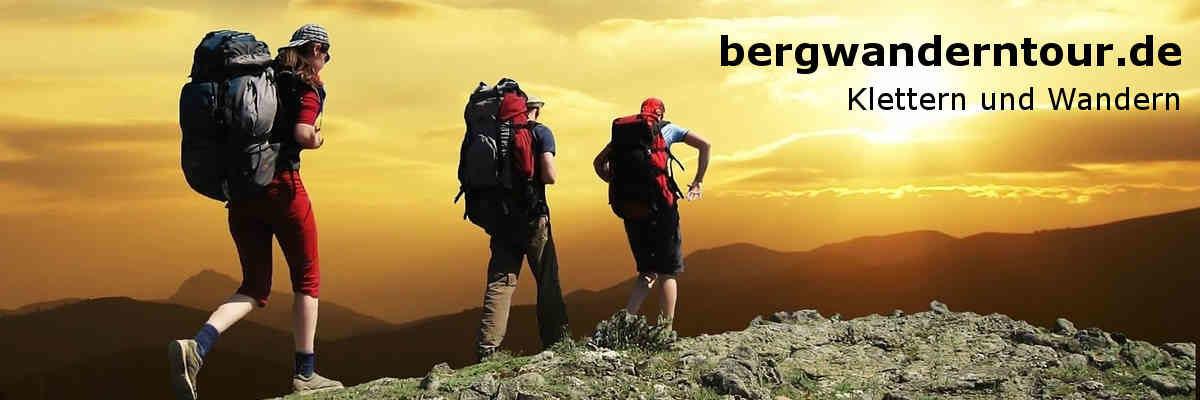 bergwanderntour.de - Klettern und Wandern